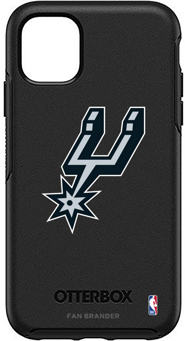 Otterbox San Antonio Spurs Black iPhone Case product image