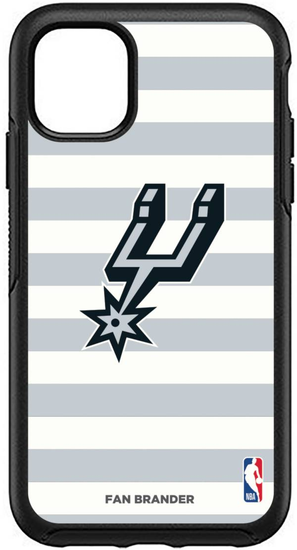Otterbox San Antonio Spurs Striped iPhone Case product image