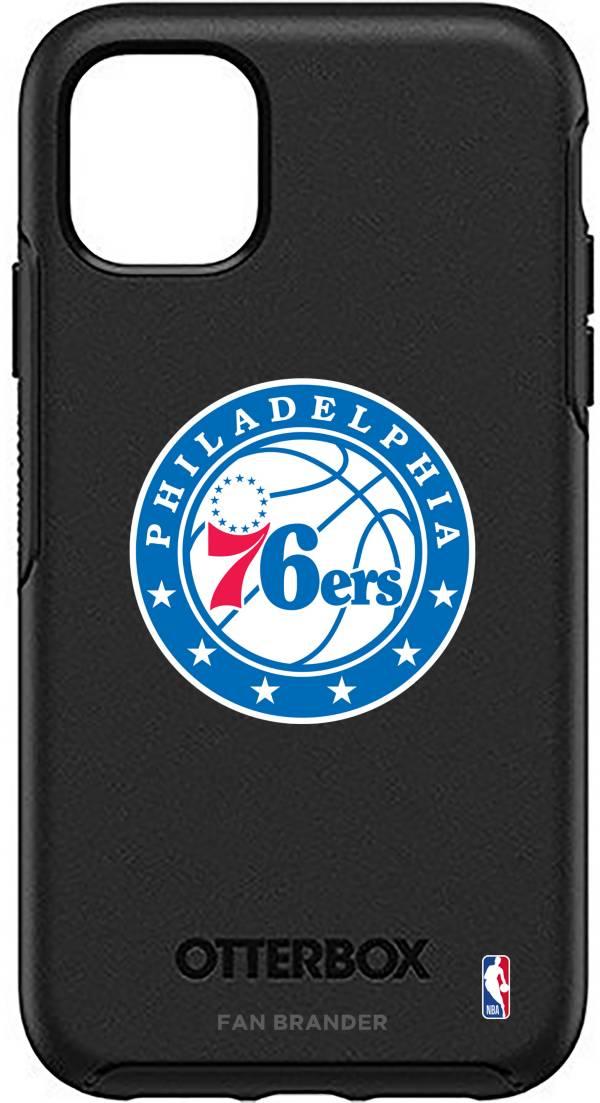 Otterbox Philadelphia 76ers Black iPhone Case product image