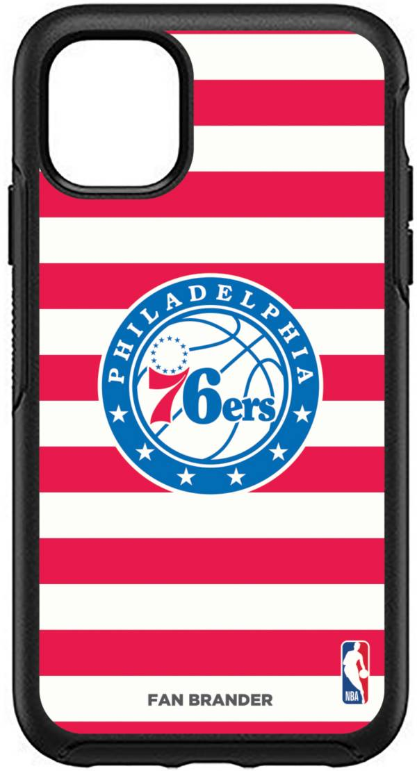 Otterbox Philadelphia 76ers Striped iPhone Case product image