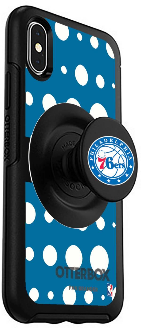 Otterbox Philadelphia 76ers Polka Dot iPhone Case with PopSocket product image