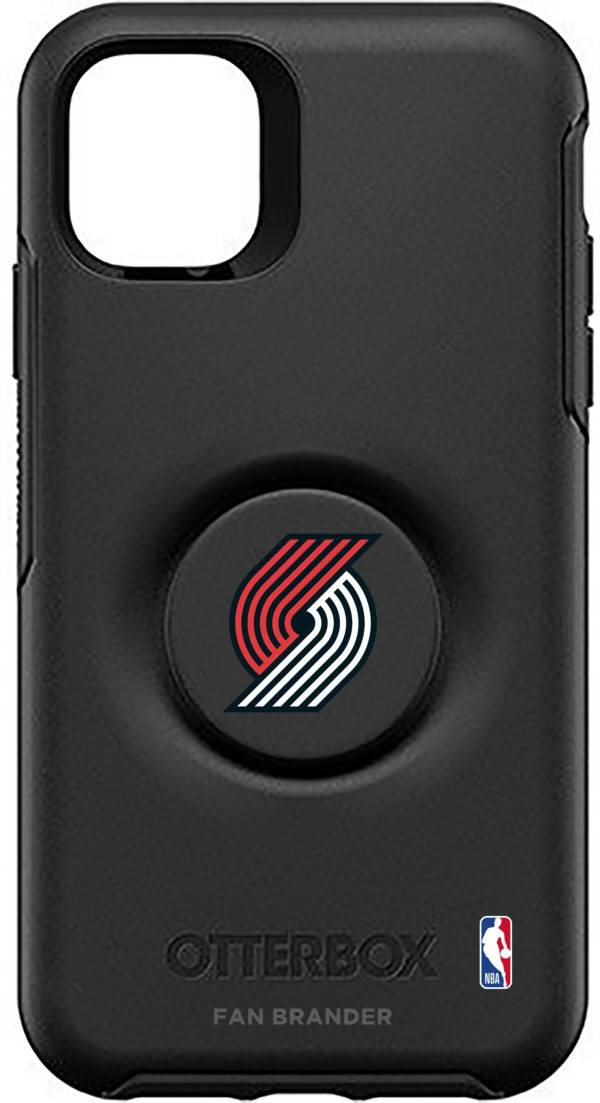 Otterbox Portland Trail Blazers Black iPhone Case with PopSocket product image