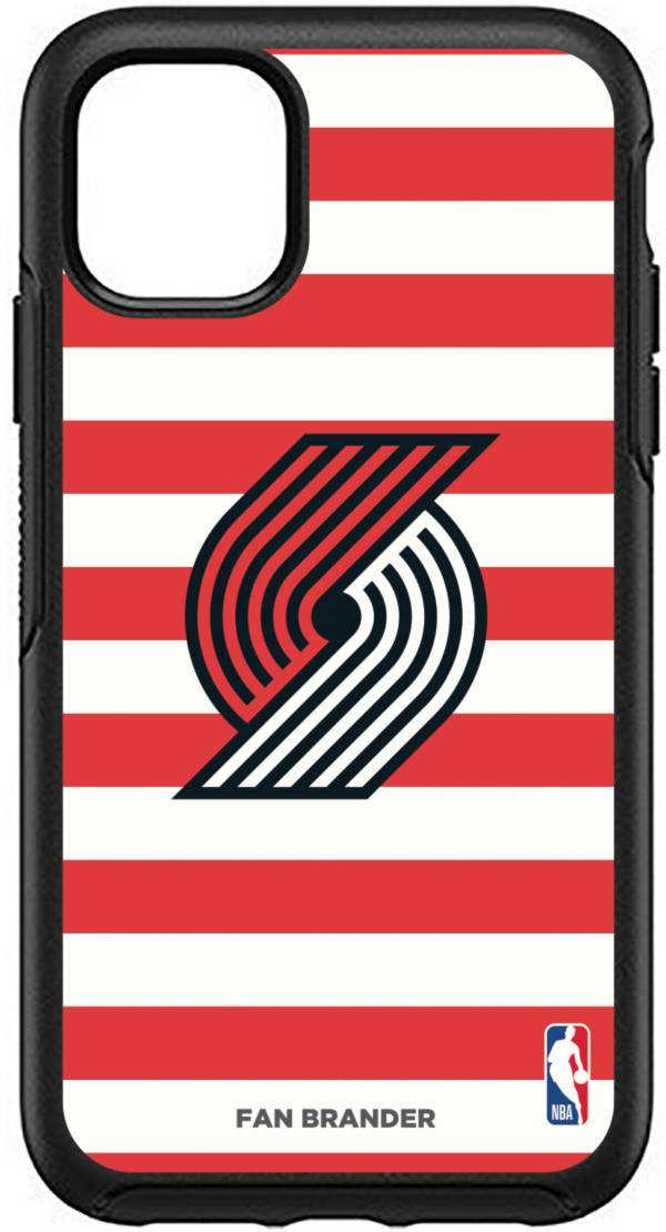 Otterbox Portland Trail Blazers Striped iPhone Case product image