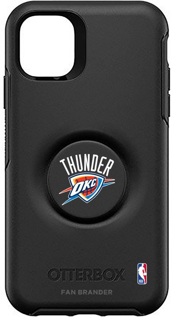 Otterbox Oklahoma City Thunder Black iPhone Case with PopSocket product image