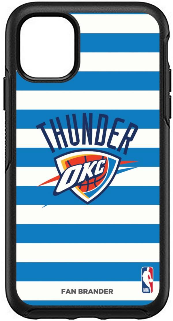 Otterbox Oklahoma City Thunder Striped iPhone Case product image