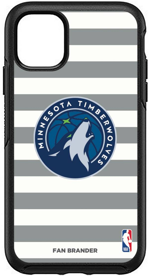 Otterbox Minnesota Timberwolves Striped iPhone Case product image