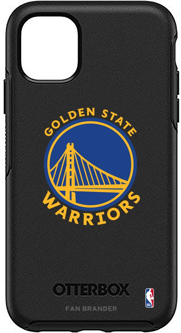 Otterbox Golden State Warriors Black iPhone Case product image