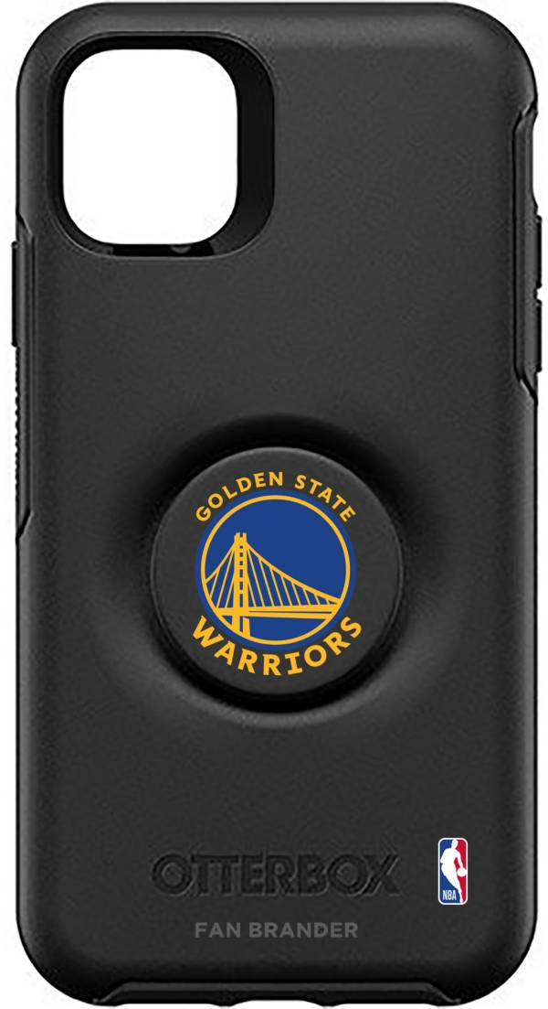 Otterbox Golden State Warriors Black iPhone Case with PopSocket product image