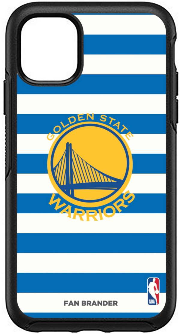 Otterbox Golden State Warriors Striped iPhone Case product image