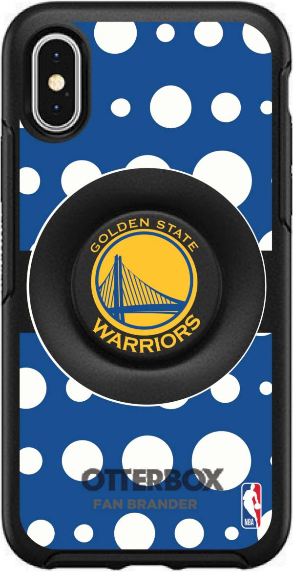 Otterbox Golden State Warriors Polka Dot iPhone Case with PopSocket product image