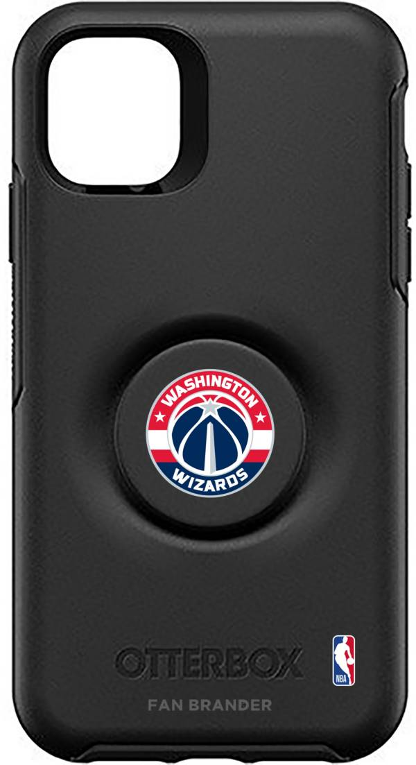 Otterbox Washington Wizards Black iPhone Case with PopSocket product image