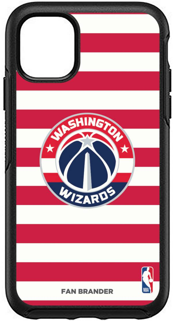 Otterbox Washington Wizards Striped iPhone Case product image