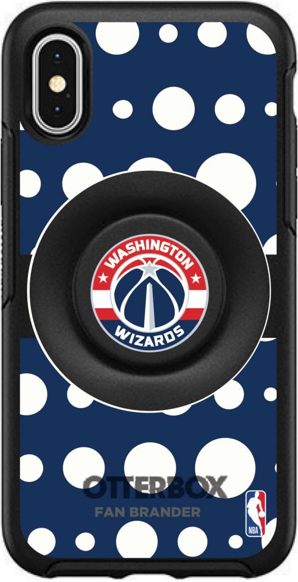 Otterbox Washington Wizards Polka Dot iPhone Case with PopSocket product image