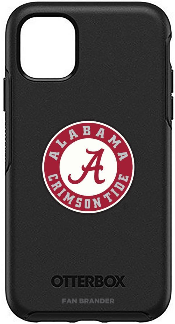 Otterbox Alabama Crimson Tide Black iPhone Case product image