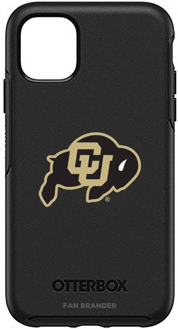 Otterbox Colorado Buffaloes Black iPhone Case product image