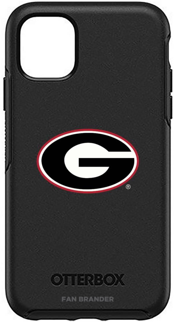 Otterbox Georgia Bulldogs Black iPhone Case product image