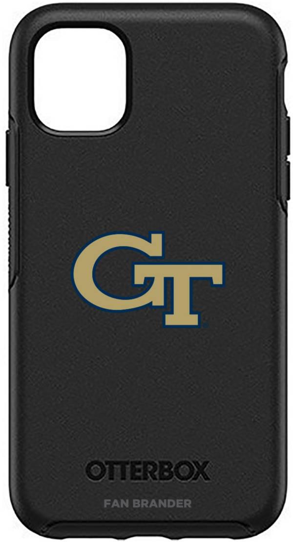 Otterbox Georgia Tech Yellow Jackets Black iPhone Case product image