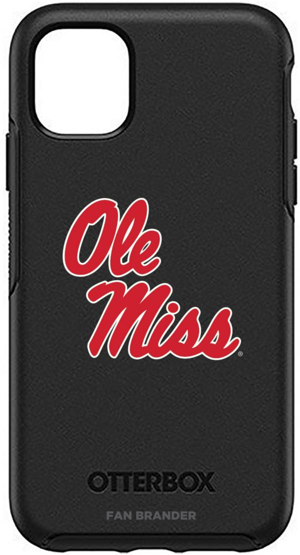 Otterbox Ole Miss Rebels Black iPhone Case product image