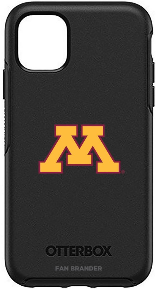 Otterbox Minnesota Golden Gophers Black iPhone Case product image