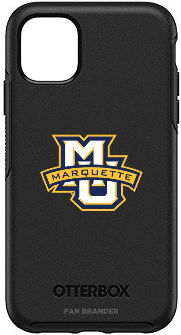 Otterbox Marquette Golden Eagles Black iPhone Case product image