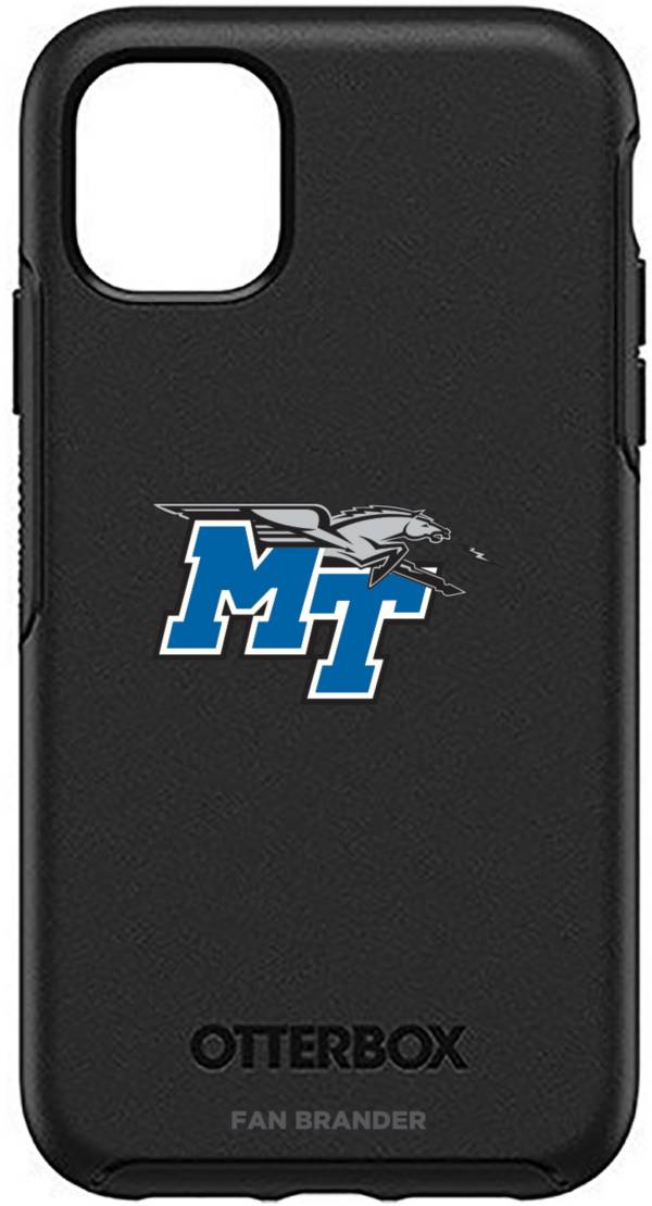 Otterbox Middle Tennessee State Blue Raiders Black iPhone Case product image