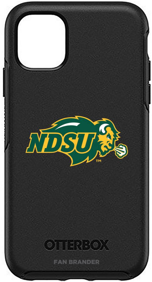 Otterbox North Dakota State Bison Black iPhone Case product image