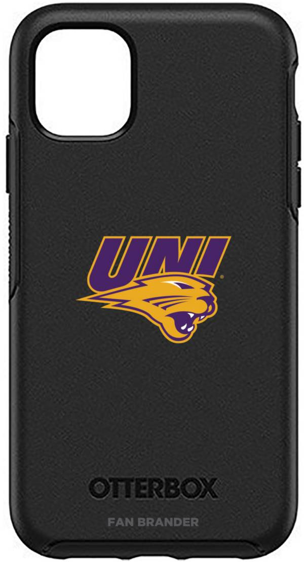 Otterbox Northern Iowa Panthers  Black iPhone Case product image