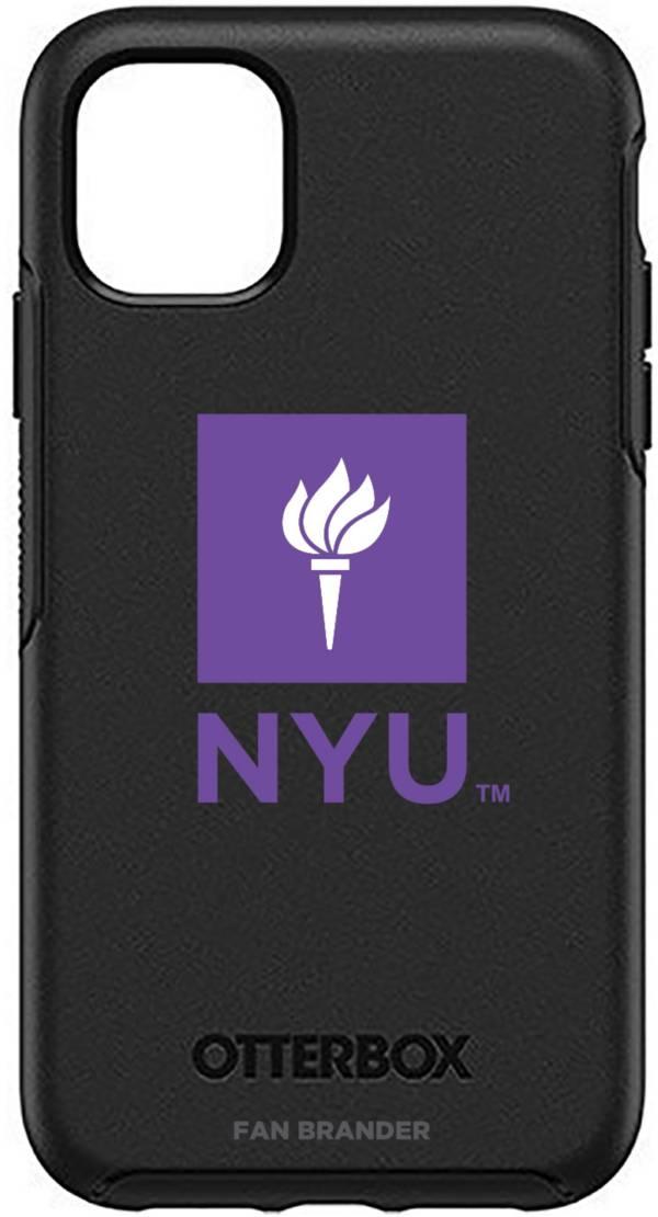 Otterbox NYU Violets Black iPhone Case product image