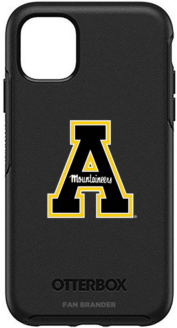 Otterbox Appalachian State Mountaineers Black iPhone Case product image