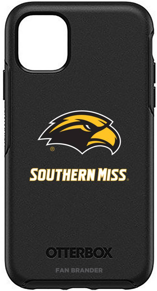 Otterbox Southern Miss Golden Eagles Black iPhone Case product image