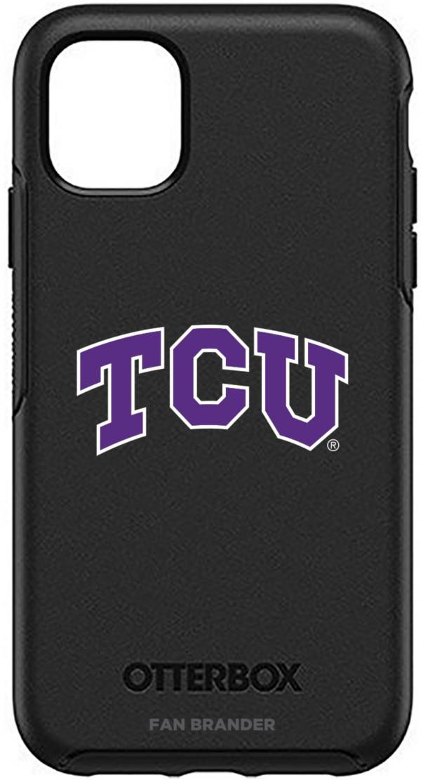 Otterbox TCU Horned Frogs Black iPhone Case product image