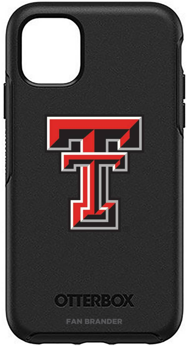 Otterbox Texas Tech Red Raiders Black iPhone Case product image