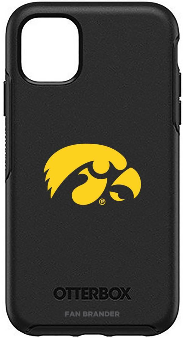 Otterbox Iowa Hawkeyes Black iPhone Case product image
