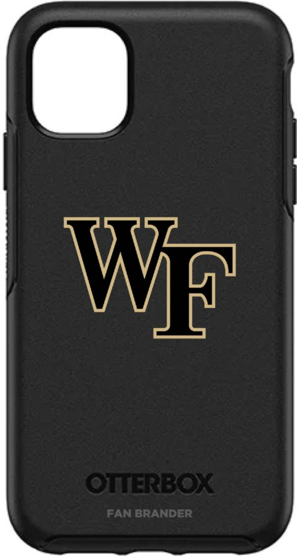 Otterbox Wake Forest Demon Deacons Black iPhone Case product image