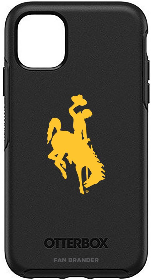 Otterbox Wyoming Cowboys Black iPhone Case product image