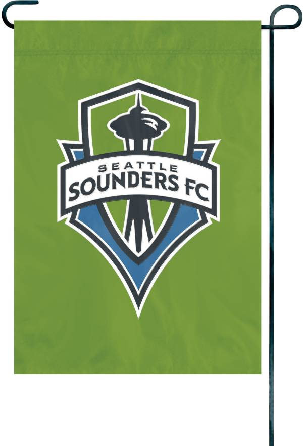 Party Animal Seattle Sounders Garden Flag product image