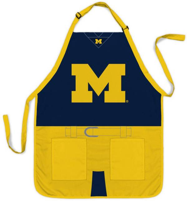 Party Animal Michigan Wolverines Uniform Apron product image