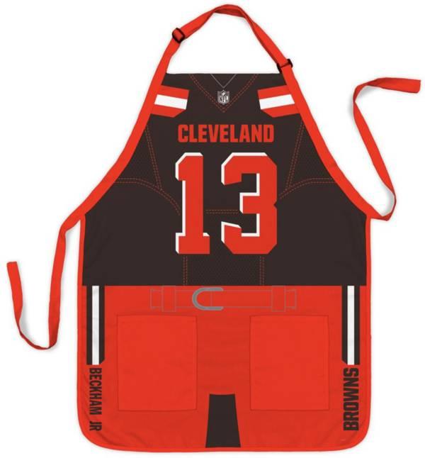 Party Animal Cleveland Browns Odell Beckham Jr. #13 Uniform Apron product image