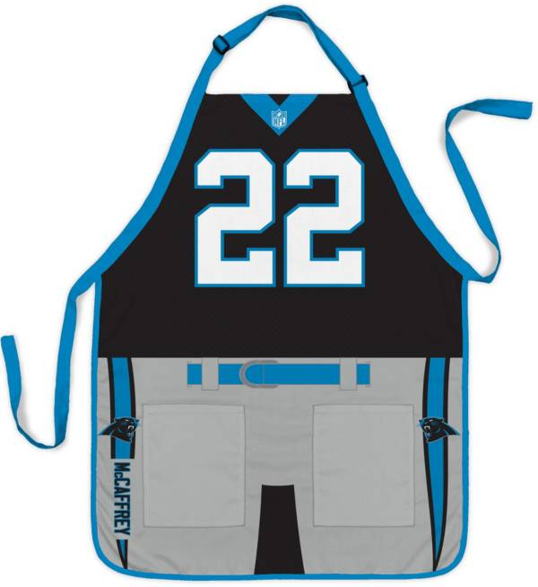 Party Animal Carolina Panthers Christian McCaffrey #22 Uniform Apron product image