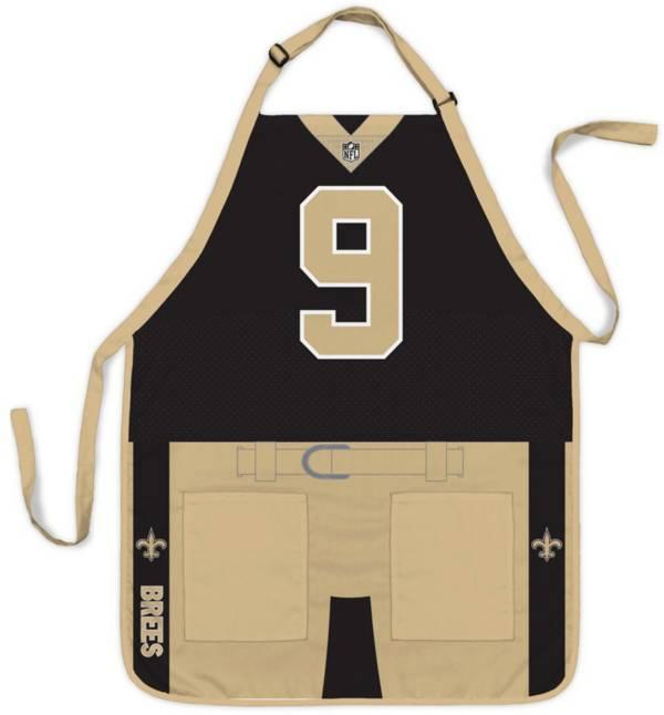 Party Animal New Orleans Saints Drew Brees #9 Uniform Apron product image