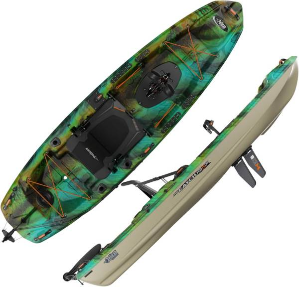 Pelican The Catch 110 Hydryve II Angler Kayak product image