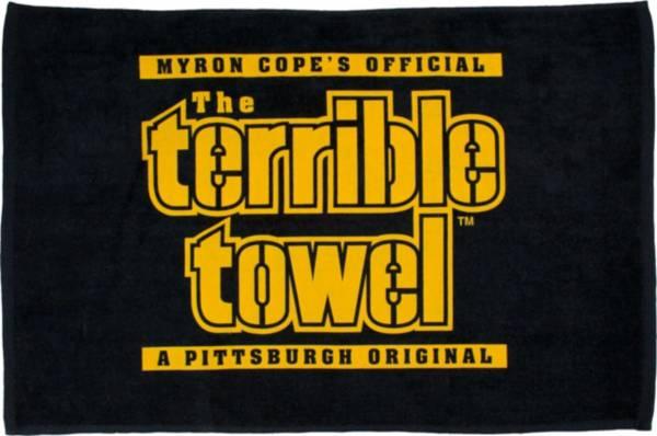 Pittsburgh Steelers Black Terrible Towel product image