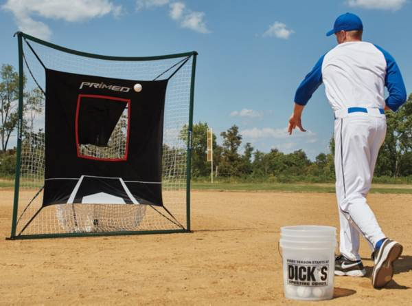 PRIMED 7' Instant Net and Pitching Trainer product image