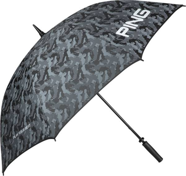 PING Camo Single Canopy Golf Umbrella product image