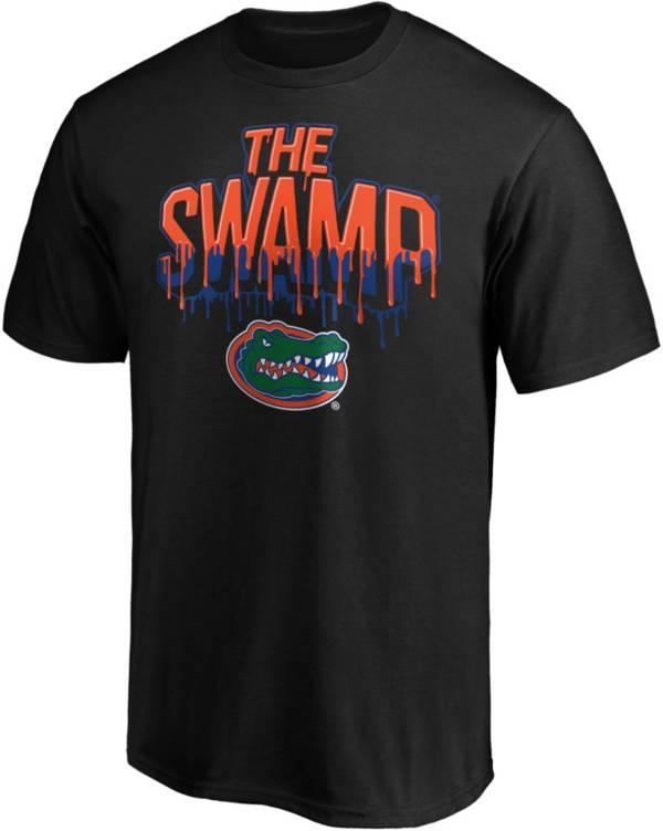 NCAA Men's Florida Gators Swamp Black T-Shirt product image