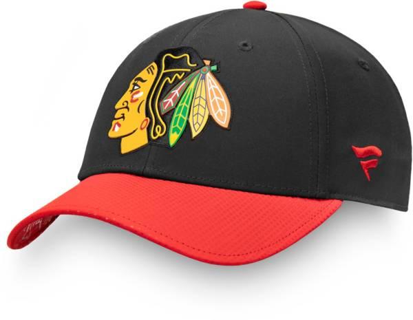 NHL Men's Chicago Blackhawks Draft Flex Hat product image