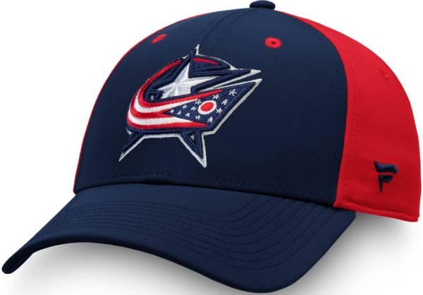 NHL Men's Columbus Blue Jackets Iconic Speed Flex Hat product image