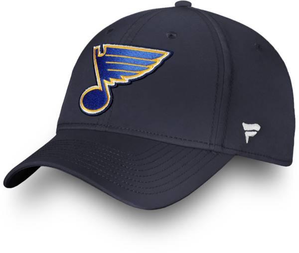 NHL Men's St. Louis Blues Core Chase Flex Hat product image