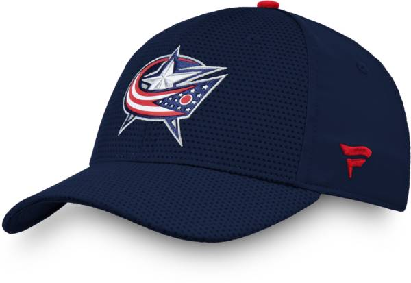 NHL Men's Columbus Blue Jackets Rinkside Flex Hat product image