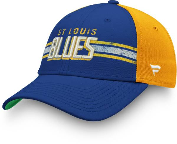 NHL Men's St. Louis Blues Classic Structured Snapback Adjustable Hat product image